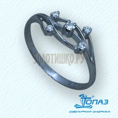 Кольцо с бриллиантами Т30101701
