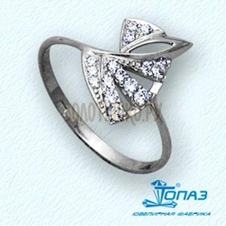 Кольцо с бриллиантами Т30101717