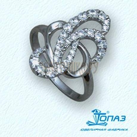 Кольцо с бриллиантами Т30101729