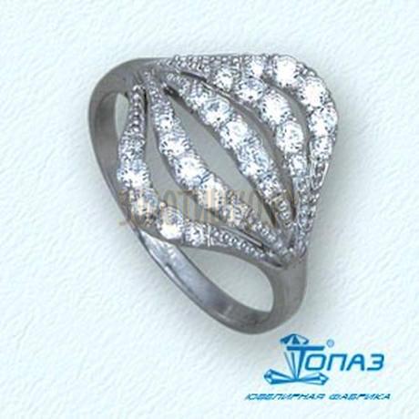 Кольцо с бриллиантами Т30101742