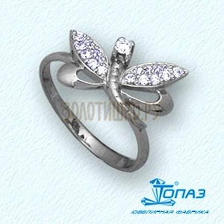 Кольцо с бриллиантами Т30101744