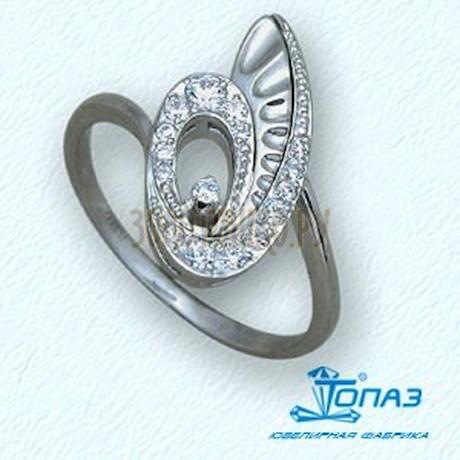 Кольцо с бриллиантами Т30101751