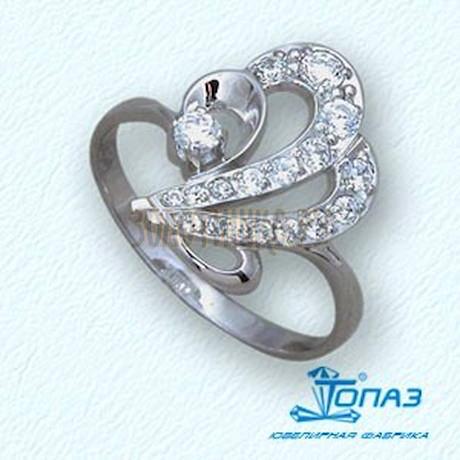 Кольцо с бриллиантами Т30101770