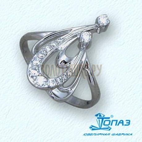 Кольцо с бриллиантами Т30101771