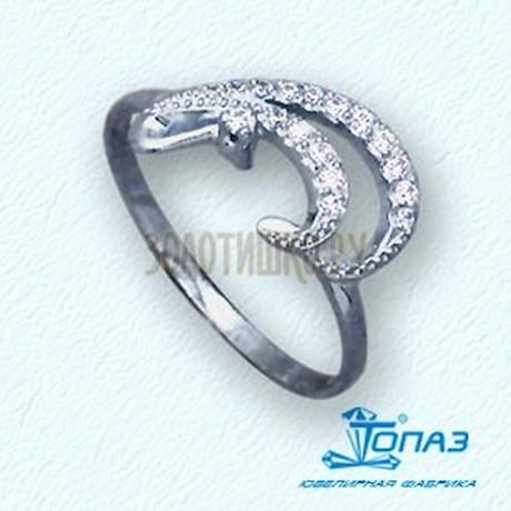 Кольцо с бриллиантами Т30101784