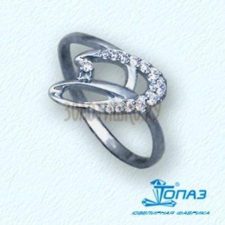 Кольцо с бриллиантами Т30101787