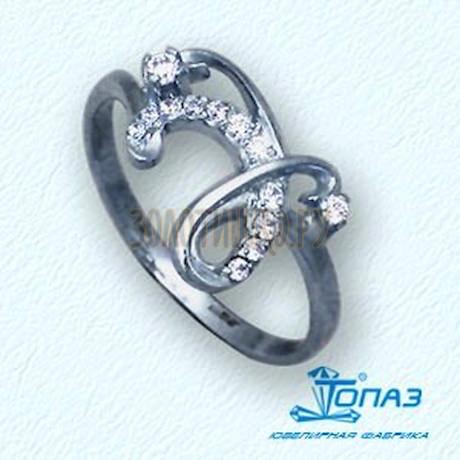 Кольцо с бриллиантами Т30101793