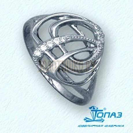 Кольцо с бриллиантами Т30101819