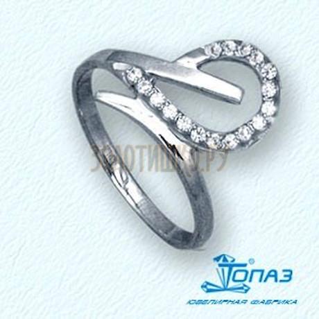 Кольцо с бриллиантами Т30101824