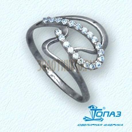 Кольцо с бриллиантами Т30101827