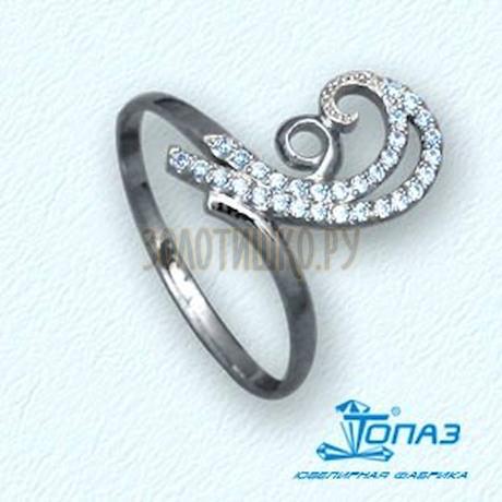 Кольцо с бриллиантами Т30101830