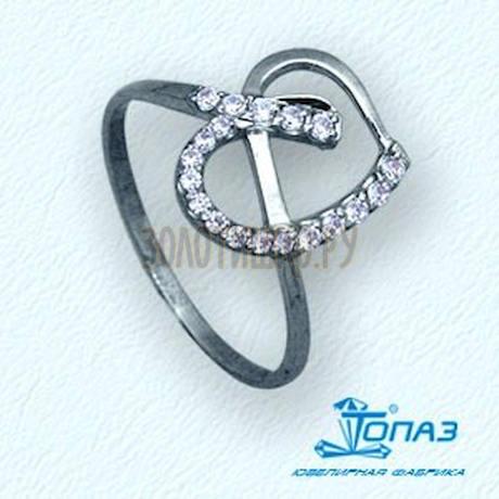 Кольцо с бриллиантами Т30101833
