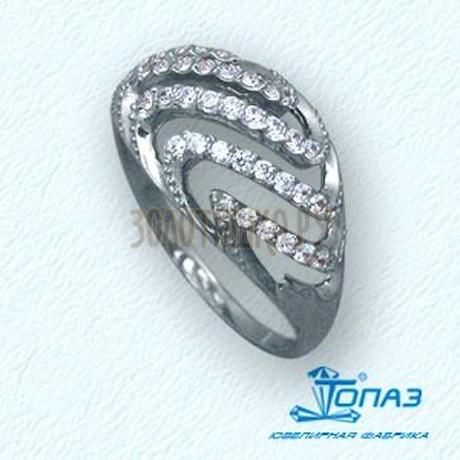 Кольцо с бриллиантами Т30101836