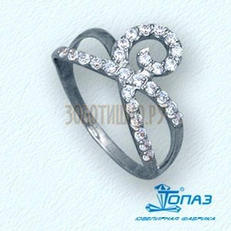 Кольцо с бриллиантами Т30101857