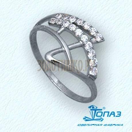 Кольцо с бриллиантами Т30101861