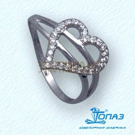 Кольцо с бриллиантами Т30101961