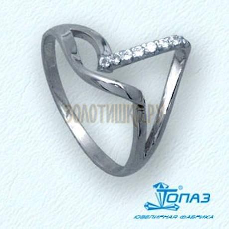 Кольцо с бриллиантами Т30101964