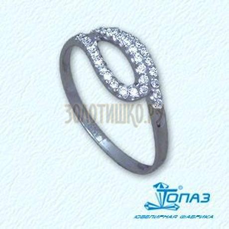 Кольцо с бриллиантами Т30101996