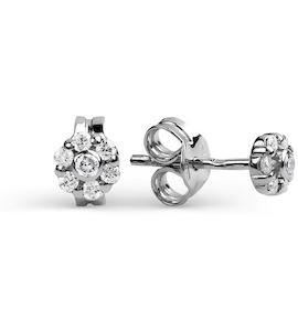 Серьги с бриллиантами Т30102772