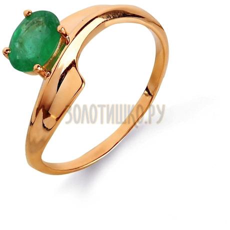 Кольцо с изумрудом Т101015099_3