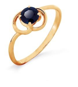 Кольцо с изумрудом Т101017013