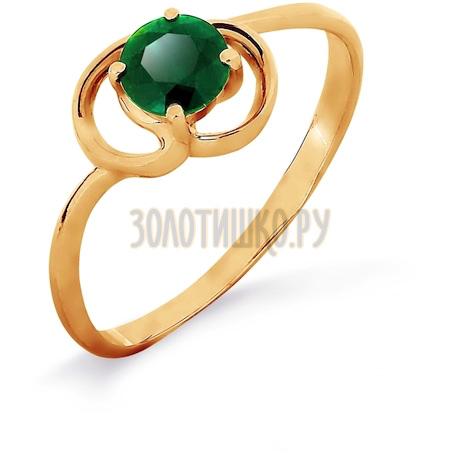 Кольцо с изумрудом Т101017013_2