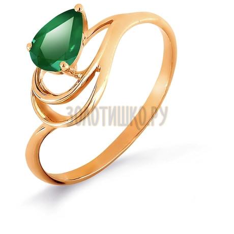 Кольцо с изумрудом Т101017016_3