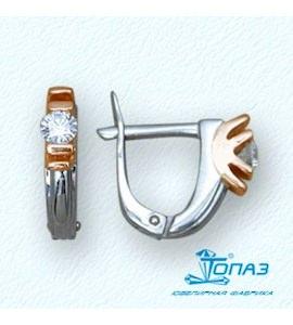 Серьги с бриллиантами Т31102505