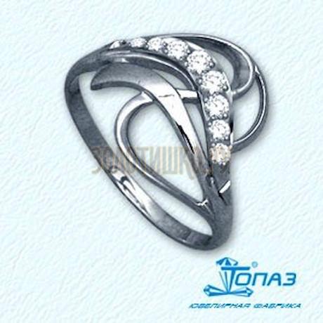 Кольцо с бриллиантами Т33101799