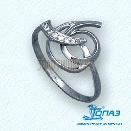 Кольцо с бриллиантами Т33101815