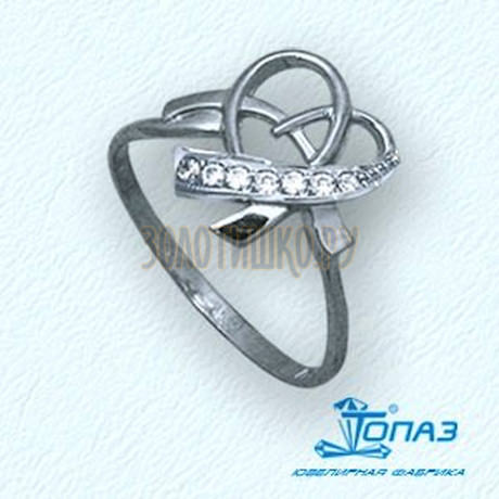 Кольцо с бриллиантами Т33101817