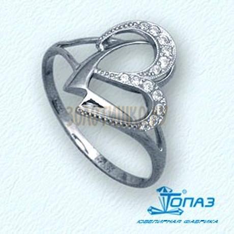 Кольцо с бриллиантами Т33101820