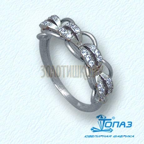 Кольцо с бриллиантами Т33101978-1