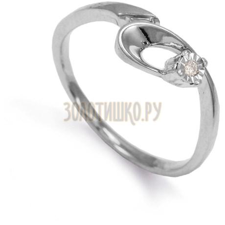 Кольцо с бриллиантом Т33561407