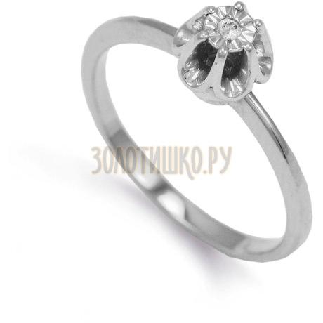 Кольцо с бриллиантом Т33561441