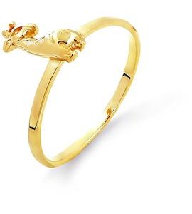 Кольцо из желтого золота Т90001844