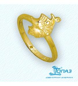Кольцо из желтого золота Т90001871