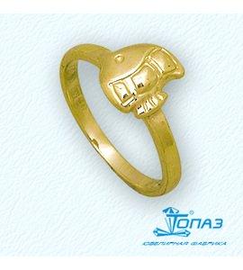 Кольцо из желтого золота Т90001925