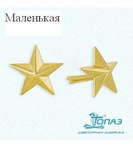 Знак из желтого золота Т90014006