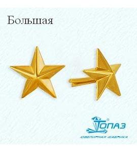 Знак из желтого золота Т90014007