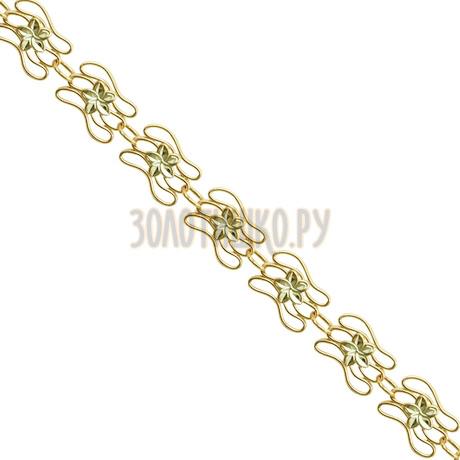 Браслет из желтого золота Т94060373