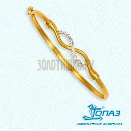 Браслет из желтого золота Т94060550