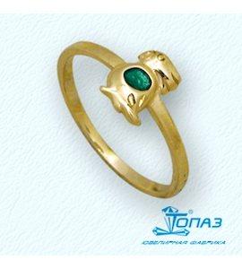 Кольцо с эмалью Т95001897