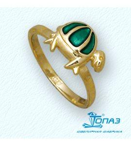 Кольцо с эмалью Т95001898