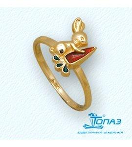 Кольцо с эмалью Т95001900