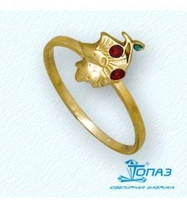 Кольцо с эмалью Т95001906