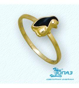 Кольцо с эмалью Т95001907