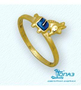 Кольцо с эмалью Т95001910