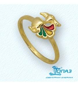 Кольцо с эмалью Т95001913