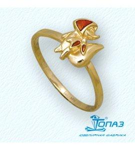 Кольцо с эмалью Т95001915
